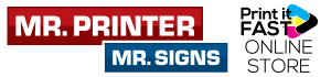 Mr. Printer and Mr. Signs